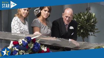 Princesse Eugenie : Ce cadeau de mariage offert par le prince Philip, dont elle est si fière