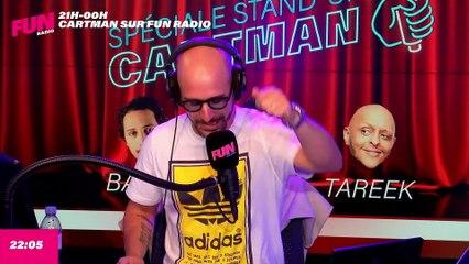 Cartman sur Fun Radio - L'intégrale du mardi 21 septembre
