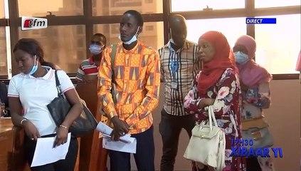 Xibaar yi 19h du 21 Septembre 2021 présenté par Mamadou Mouhamed Ndiaye