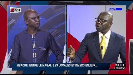 SOIR D'INFO - Wolof - Pr : Abdoulaye Der - Invité : Dr Fall Mbaye - 21 Septembre 2021