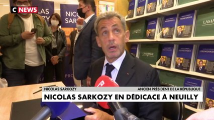 Nicolas Sarkozy : «Les gens me manquent, la politique non»