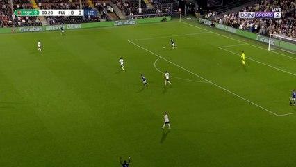 Fulham v Leeds United