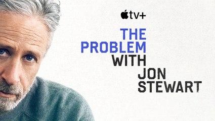 Jon Stewart Debuts First Look at Apple TV+ Series | THR News