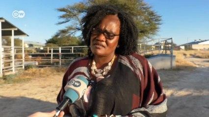 Versöhnungsabkommen mit Namibia
