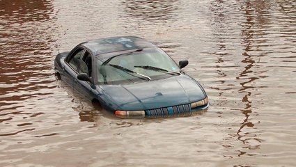 Tips to determine if a car you're buying has flood damage