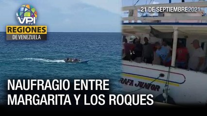 Noticias regiones de Venezuela - Martes 21 de Septiembre