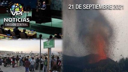 Noticias VPItv Emisión Central - Martes 21 de Septiembre