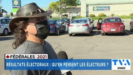TVA Nouvelles CHAU 18h 21 septembre 2021