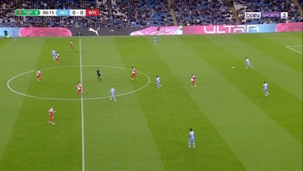 Manchester City v Wycombe Wanderers