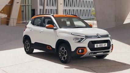 Neuer Citroën C3 - Typische Citroën Identität und Erfahrung