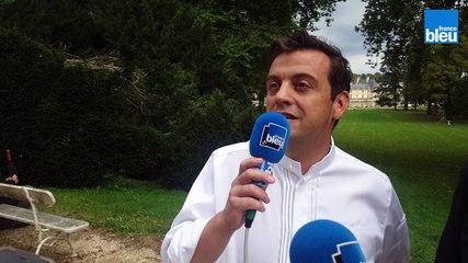 Le chef Alexandre Gauthier : 5 toques et  19/20 au Gault & Millau