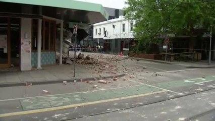 Un terremoto de magnitud 5,9 sacude el sureste de Australia, cerca de Melbourne