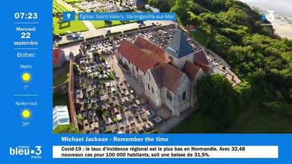 22/09/2021 - Le 6/9 de France Bleu Normandie en vidéo
