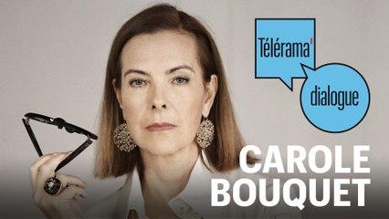 Télérama Dialogue et Carole Bouquet