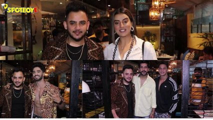 Milind Gaba Throws A Party Post Bigg Boss OTT | Zeeshan, Akshara Singh & Other Celebs At The Party