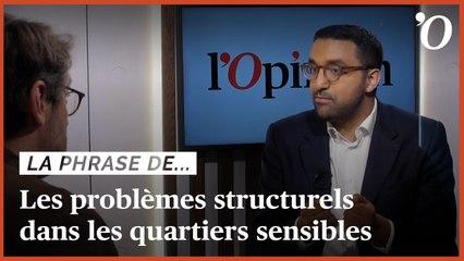 Amine El Khatmi (Printemps républicain): «Il faut s'attaquer aux problèmes structurels des quartiers sensibles»