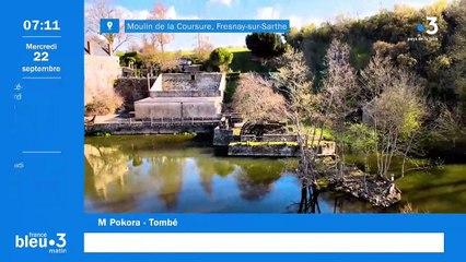 22/09/2021 - Le 6/9 de France Bleu Maine en vidéo