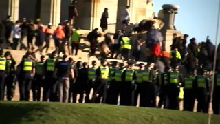 Protests in Melbourne expected to continue