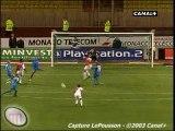 Ludovic Giuly - Monaco vs Auxerre (2003-2004)
