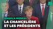 De Chirac à Biden, combien de présidents Angela Merkel a-t-elle connus?