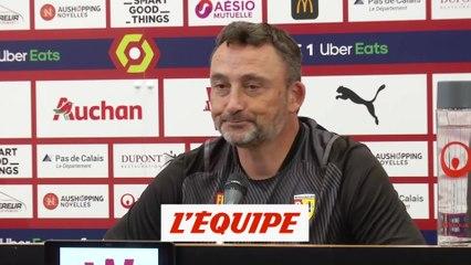 Ganago, Jean et Haïdara dans le groupe contre Strasbourg - Foot - L1 - Lens