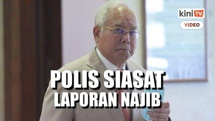 Bukit Aman siasat laporan polis Najib terhadap LHDN