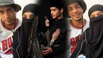 Comel je tengok Zizi Kirana usik suami... Yusuf Bahrin dipanggil anak ikan!