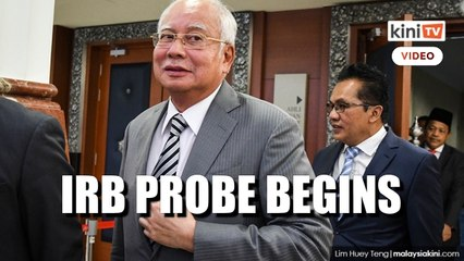 Police investigate Najib's report against IRB over political persecution