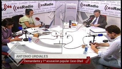 Federico entrevista al abogado Antonio Urdiales