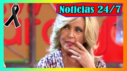 ➕¡ULTIMA HORA! Lydia Lozano MU3RT3 repentinamente después de un grave @ccidente en La Palma
