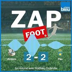 Amiens 2-2 Pau