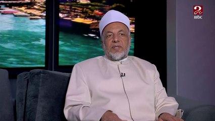 موقف الإسلام من الشخص المنتحر يوضحه الشيخ الدكتور سعيد عامر