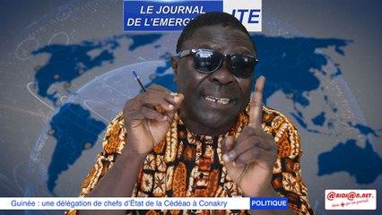JTE - Coup d'Etat en Guinée Conakry :  De quoi accuse t-on le président Ouattara ? se demande Gbi de fer