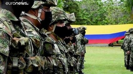 Colombia despliega tropas para reforzar la frontera con Venezuela