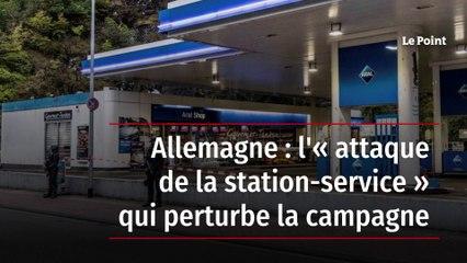 Allemagne : l'« attaque de la station-service » qui perturbe la campagne