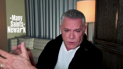 The Many Saints Of Newark - Exclusive Interview With Ray Liotta