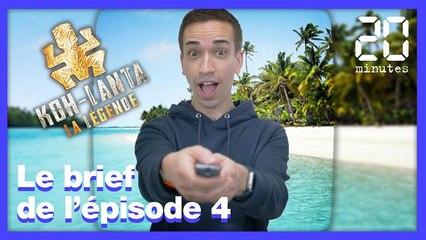 «Irrévocable» : À quoi s'attendre pour l'épisode 4 de « Koh-Lanta : La légende » ?