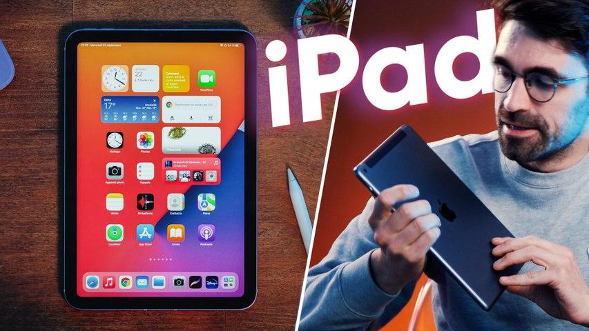 On a les nouveaux iPAD et iPAD MINI !