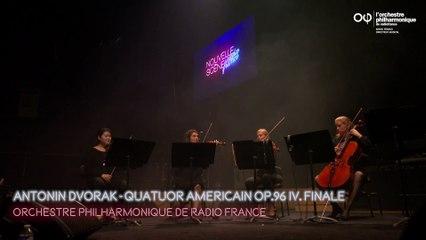Octuor de musiciens de l'Orchestre Philharmonique de Radio France à la Nouvelle Scène 2021