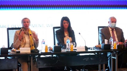 إطلاق المشاورات الوطنية مع البنك الدولي بشأن إعداد تقرير المناخ والتنمية الخاص بمصر