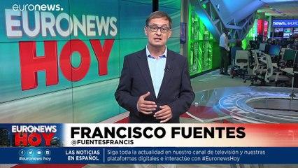 Euronews Hoy | Las noticias del miércoles 22 de septiembre de 2021