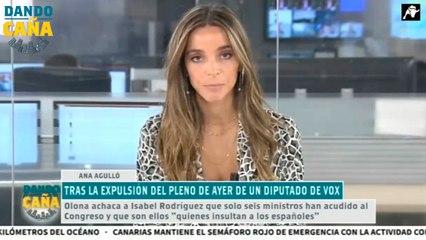 Isabel Rodríguez ataca a Macarena Olona después de que la secretaria general de VOX denunciara el doble rasero de la izquierda