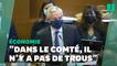 Le Maire file la métaphore fromagère pour défendre le projet de loi de finances 2022