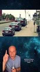 Illusion d'optique : cette voiture géante rend fous les internautes !