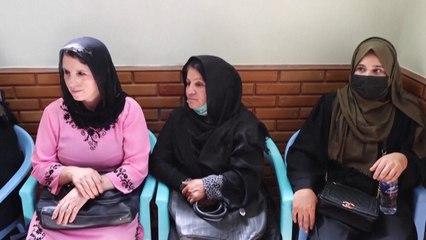 Frauen misstrauisch gegenüber Taliban-Versprechungen