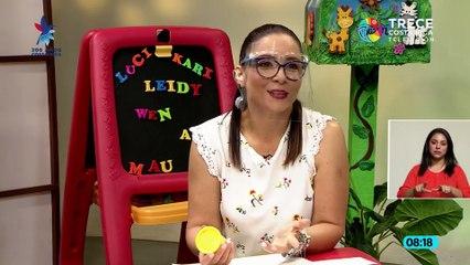 Aprendo en casa Franja educativa Bicentenario Primera infancia Miércoles 22 de setiembre