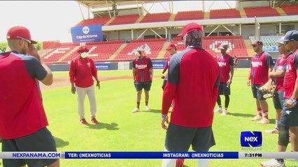 Selección de béisbol Sub-23 lista para viajar a México - Nex Noticias