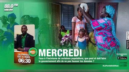 La parole est à vous du 22 Septembre 2021 par Abou SYLLA [Radio Côte d'Ivoire]