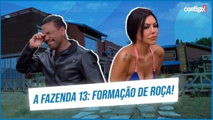 A FAZENDA 13: NEGO DO BOREL, SOLANGE GOMEZ, ERIKA SCHNEIDER E LIZIANE GUTIERREZ NA PRIMEIRA ROÇA!