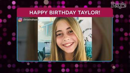 Christina Haack Celebrates Daughter Taylor's 11th Birthday Two Days After Announcing Engagement